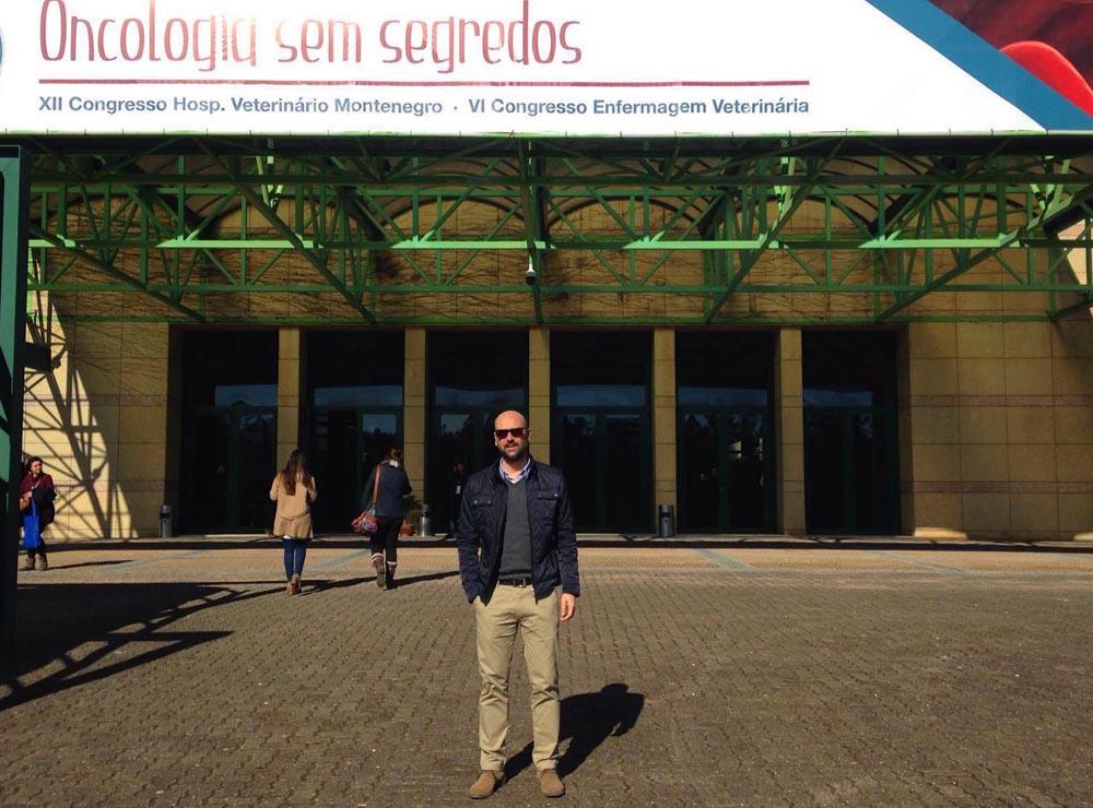 Congreso Hospital Vet. Montenegro - Oncologia Sem Segredos