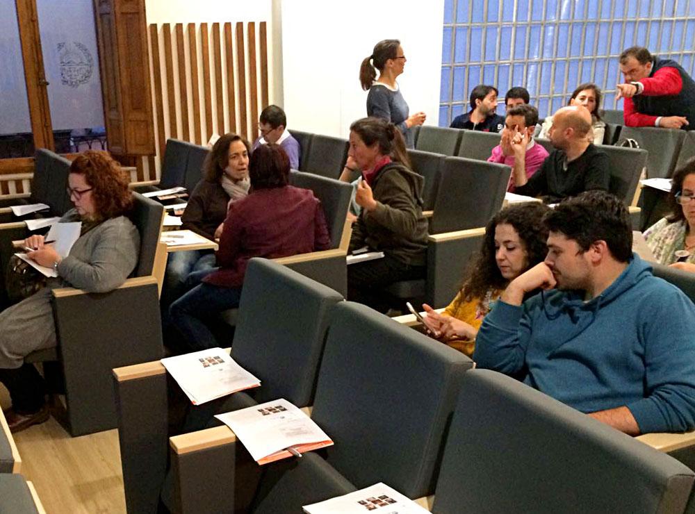 Seminario de Actualización del uso de Leisguard en imágenes
