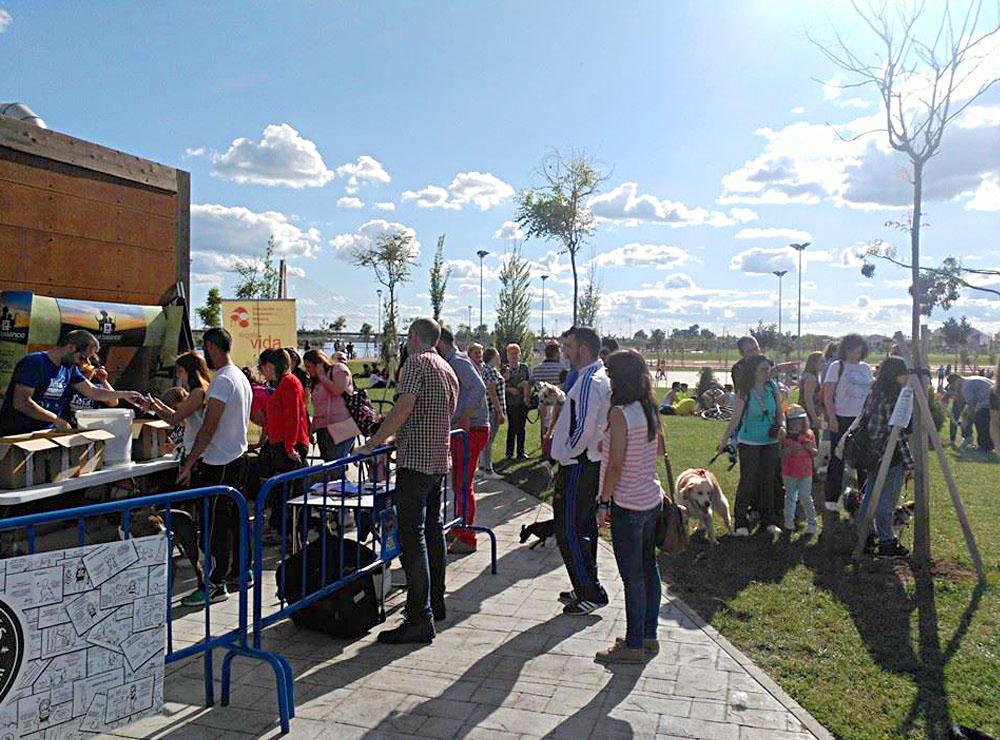 1er Día de la Mascota en Badajoz en imágenes.