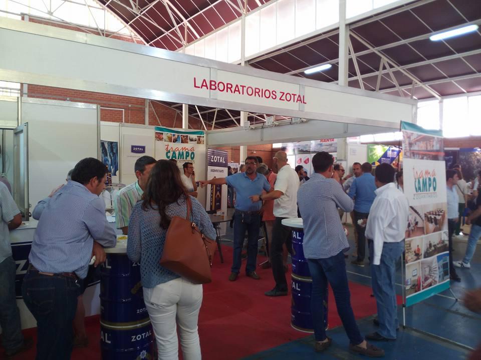 TRAMA CAMPO está presente en la Feria de Zafra 2017