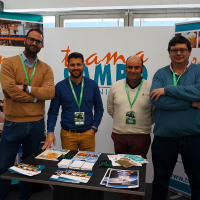 Trama Campo visita el X Foro ANVEPI